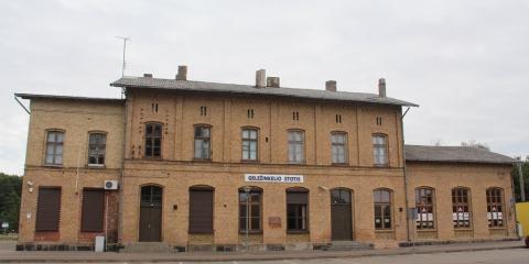 Šilutės geležinkelio stotis