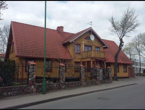 Здание на ул. Baltikalnio 12