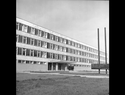 Miestų statybos projektavimo instituto Klaipėdos skyrius