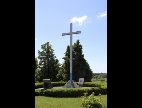 Prisikėlimo kryžius