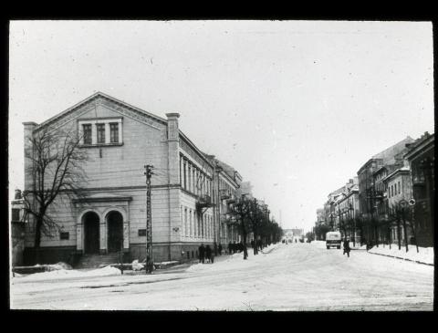 Marktstraße ir pastatas 50-51