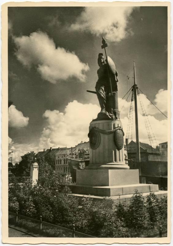 Memel - Borussia-Denkmal
