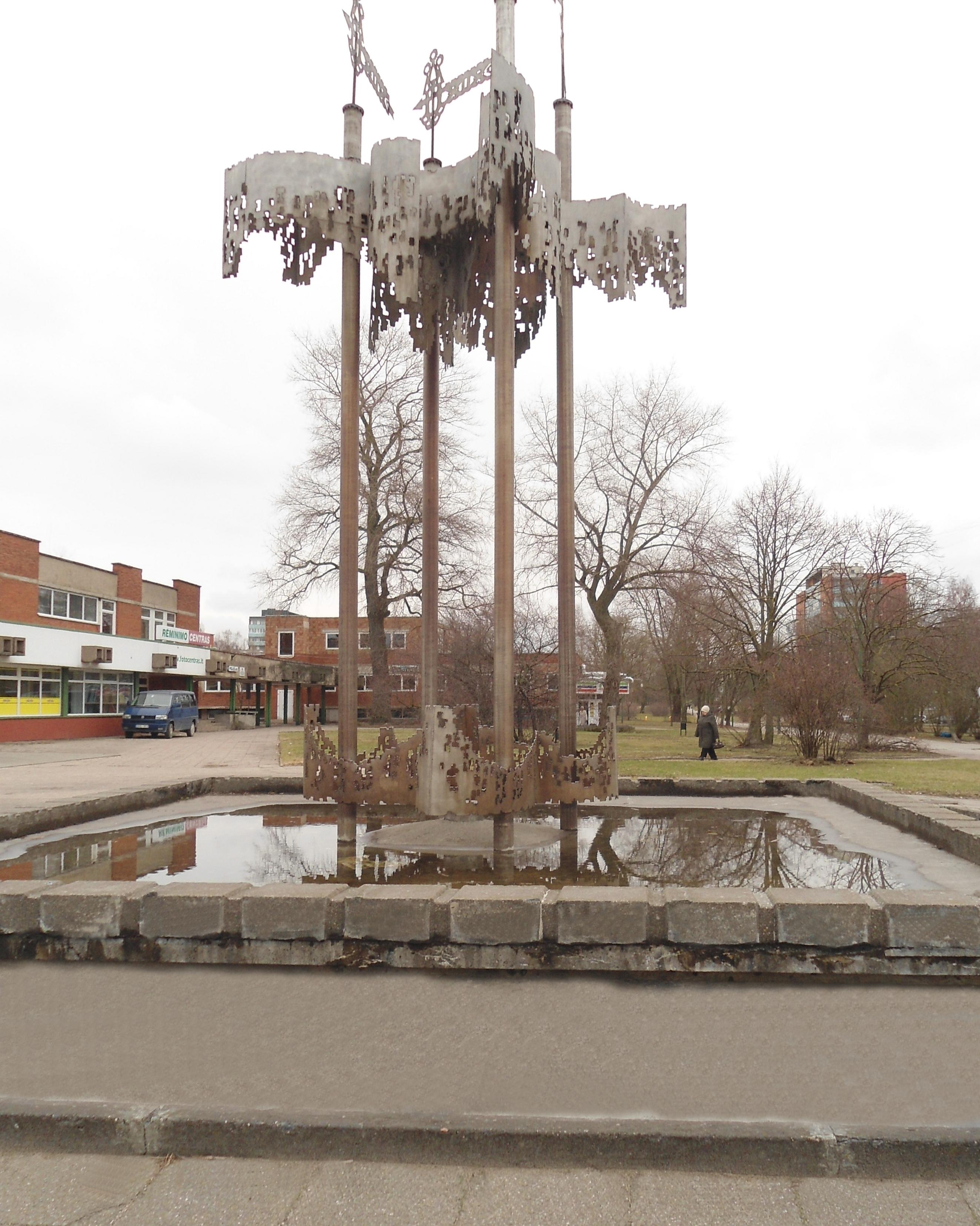 Pempininkų fontanas