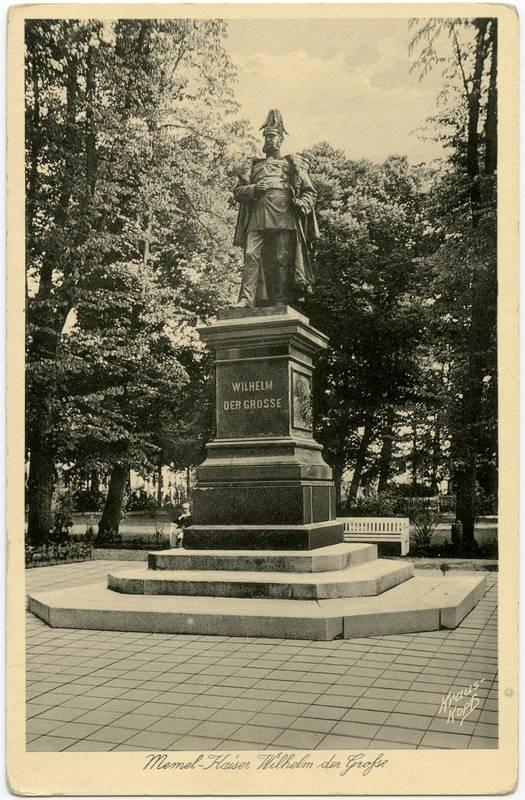 Memel - Kaiser Wilhelm der Grosse