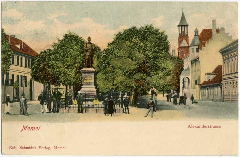 Memel Alexanderstrasse