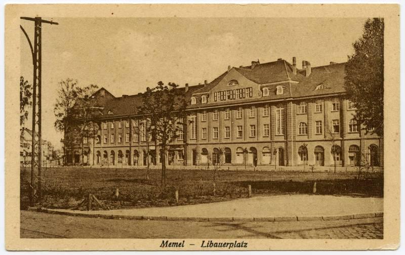Memel - Libauerplatz