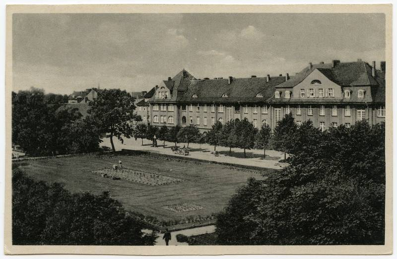 Memel, Hindenburgplatz