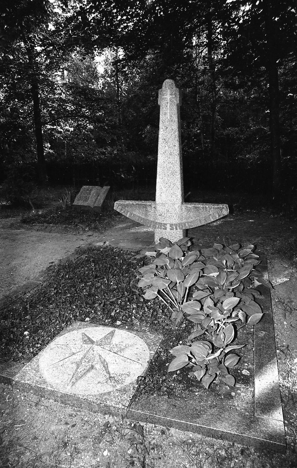 Antkapinis paminklas Liudvikui Stulpinui