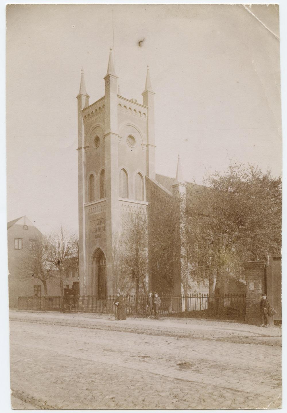 Anglų bažnyčia