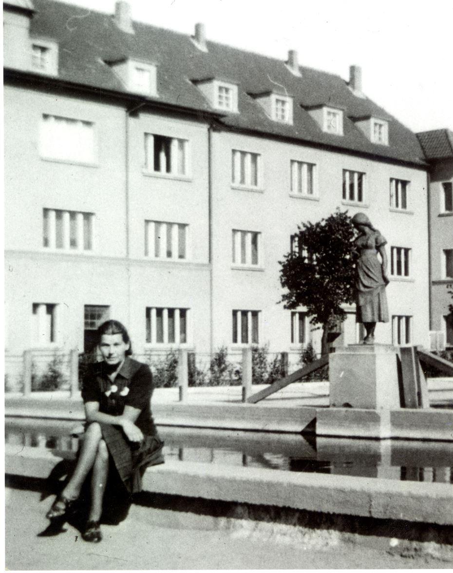 Taravos Anikė Libauerplatz (dab. Lietuvininkų a.)