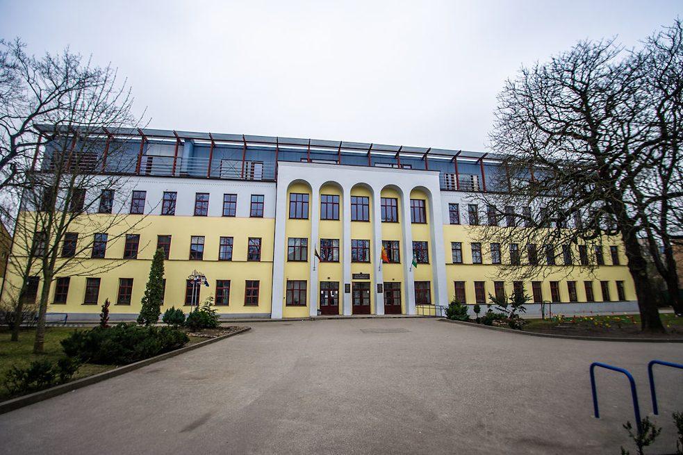 Simono Dacho progimnazijos pastatas