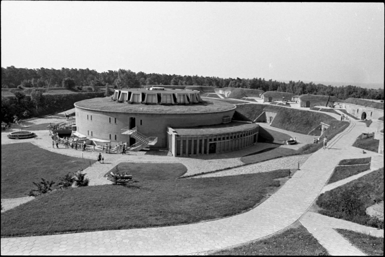 Klaipėdos jūrų muziejus. Smiltynė