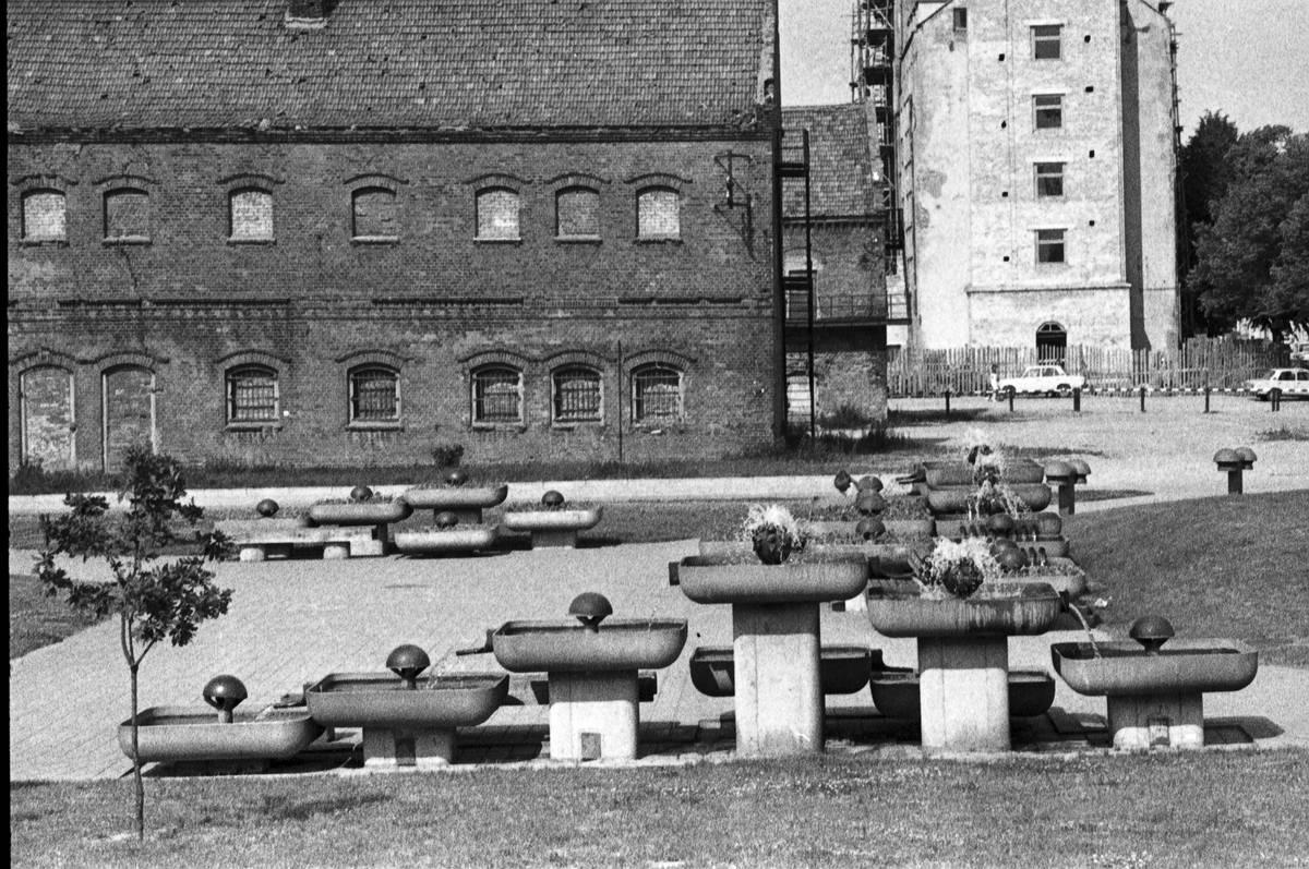 Fontanas Karlskronos aikštėje