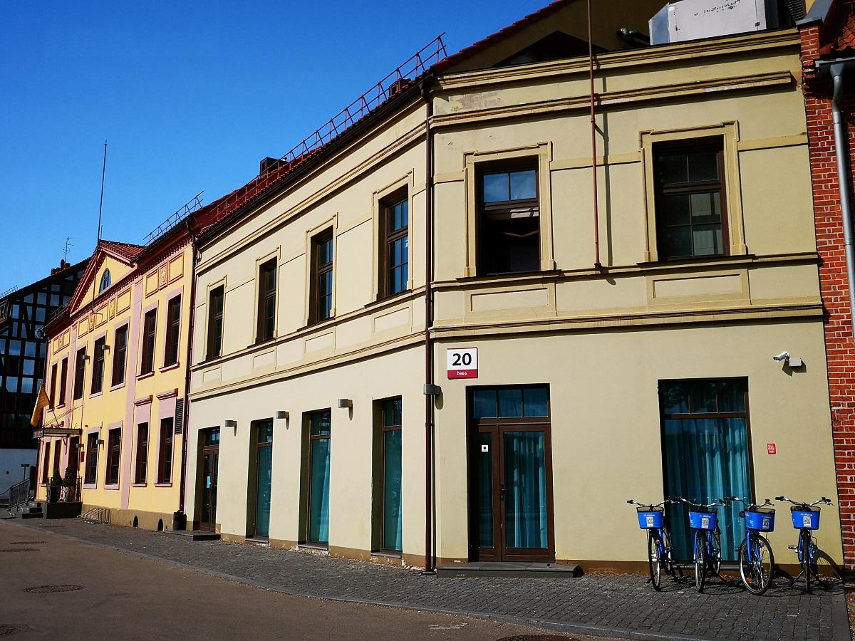 "Viešbutis ""Old Mill Conference"""