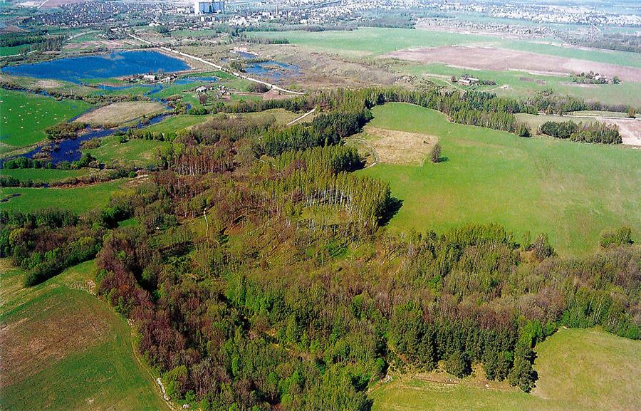 Ėgliškių-Andulių archeologijos paminklų kompleksas