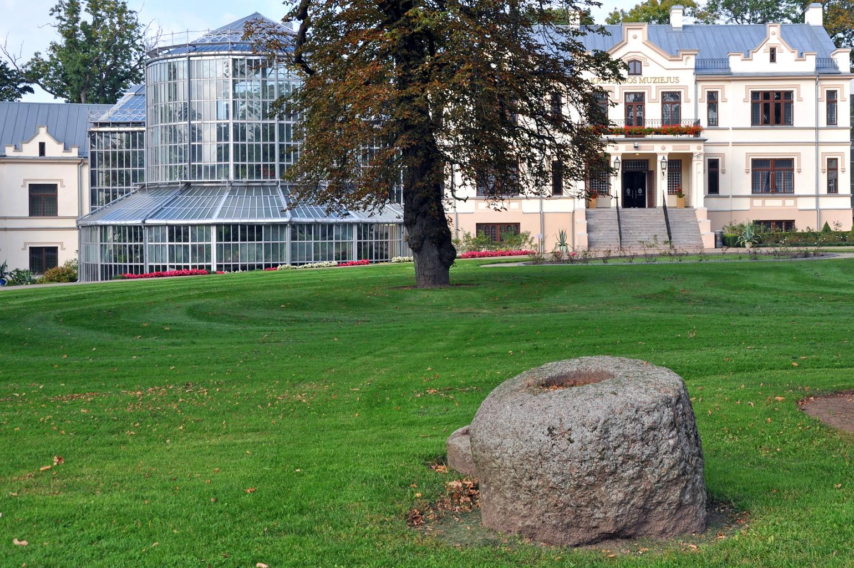 Padvarių akmuo su dubeniu