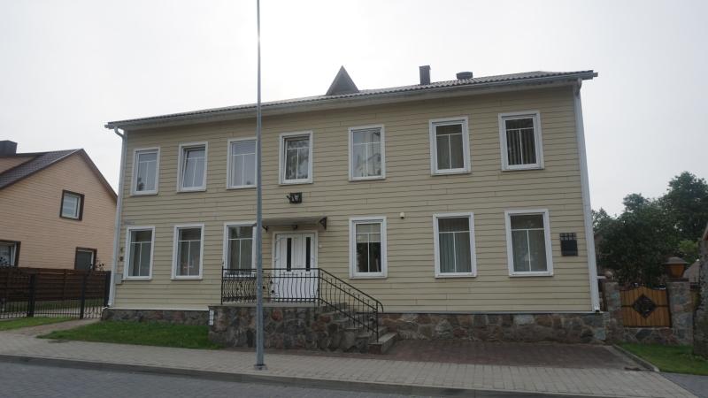 NKVD-MVD-MGB Darbėnų poskyrio pastatas