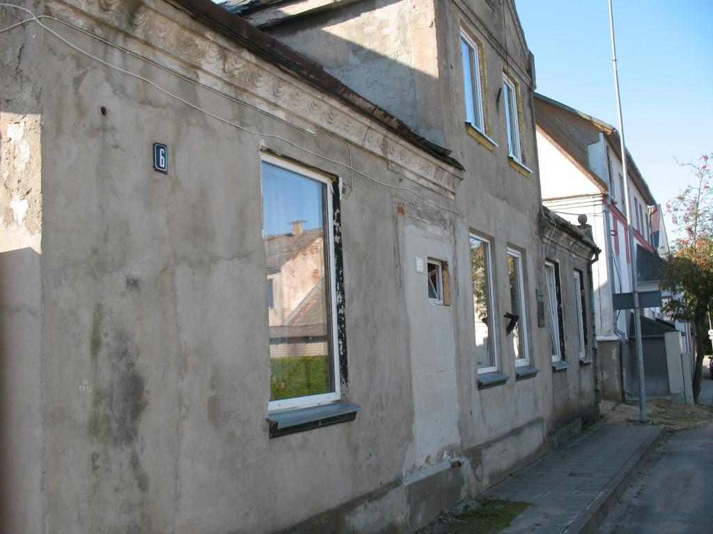 NKVD-MVD-MGB Salantų poskyrio pastatas