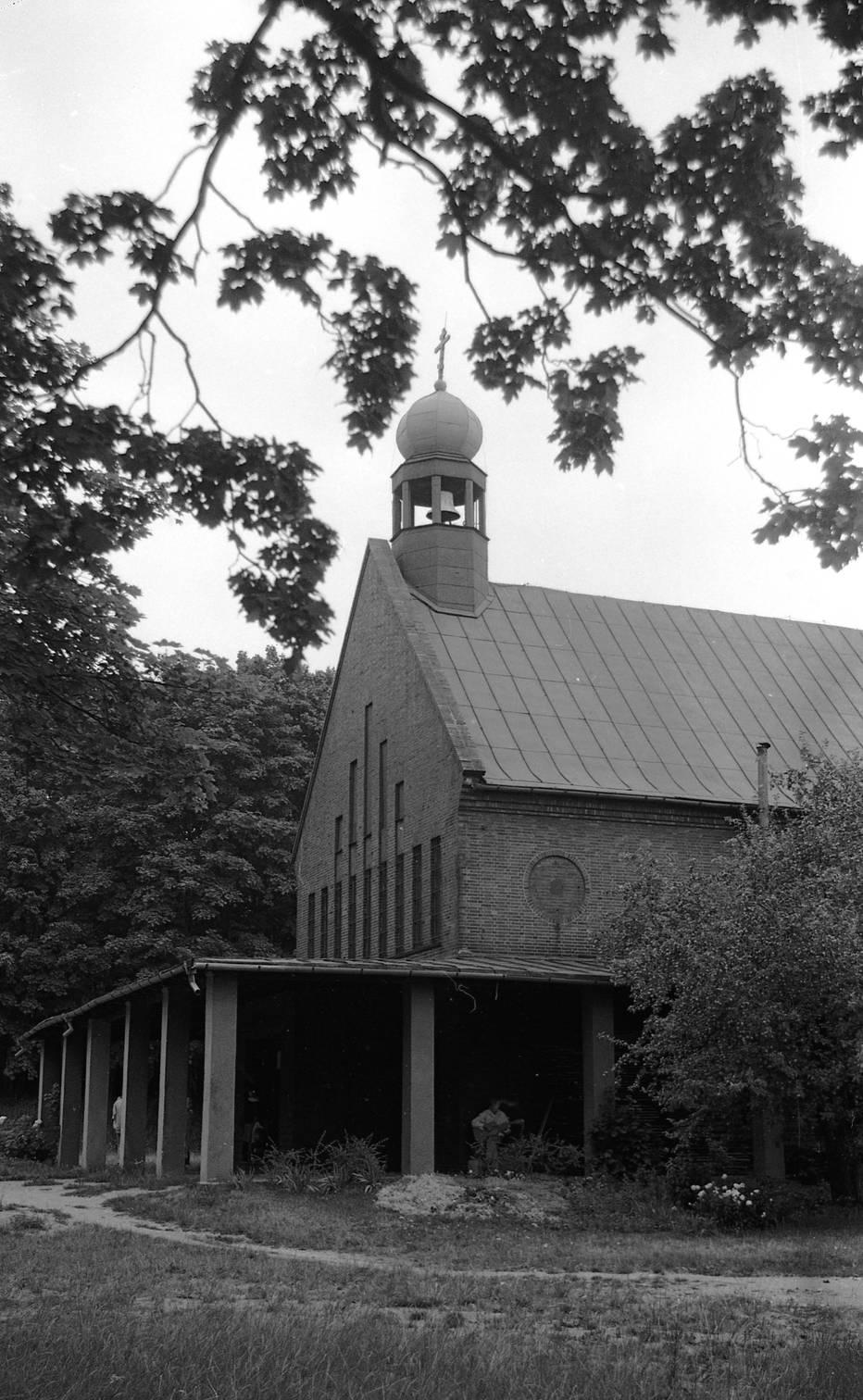 Klaipėdos stačiatikių visų rusų šventųjų bažnyčia