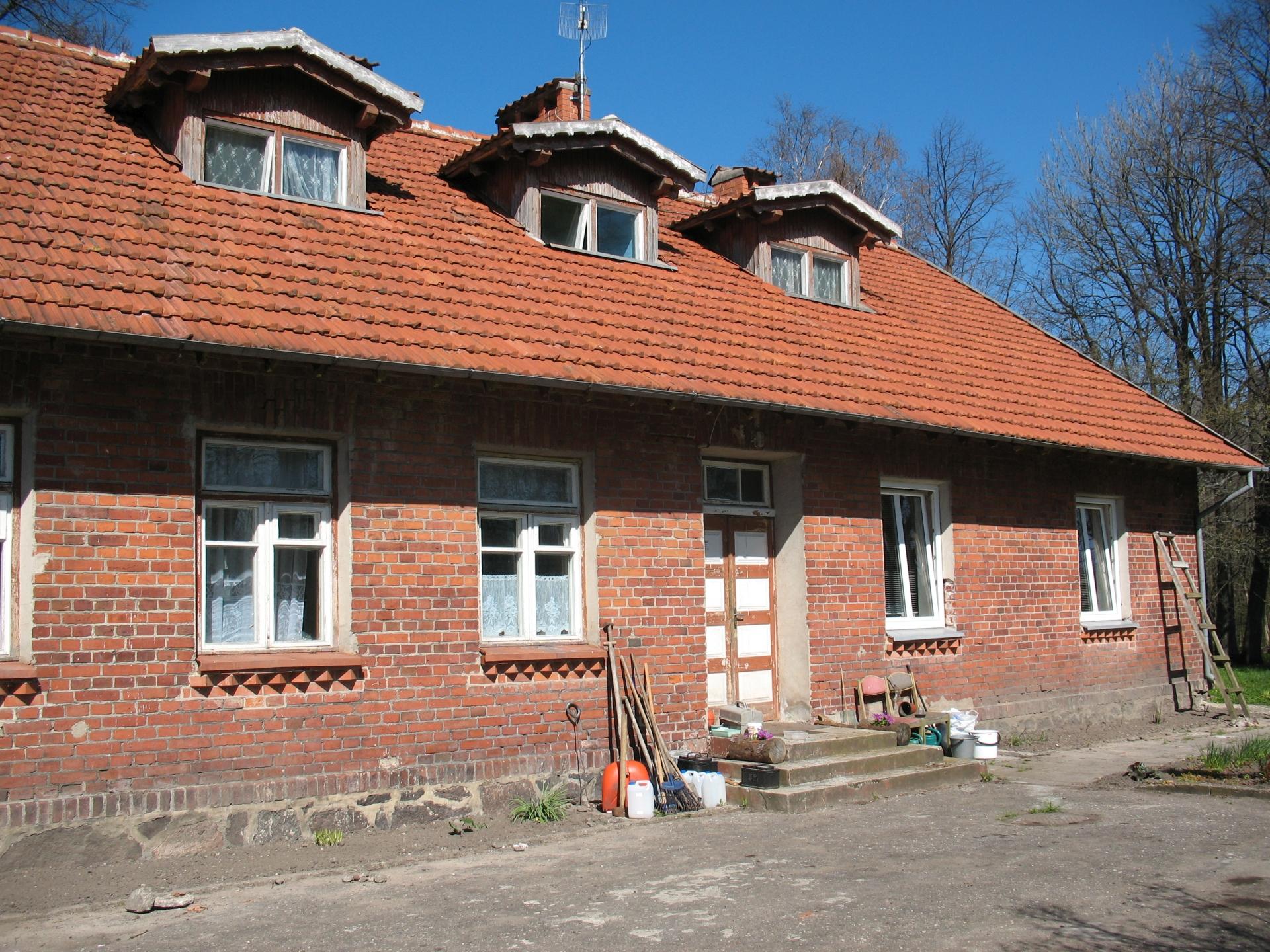 Karklės kaimo senoji pradinė mokykla