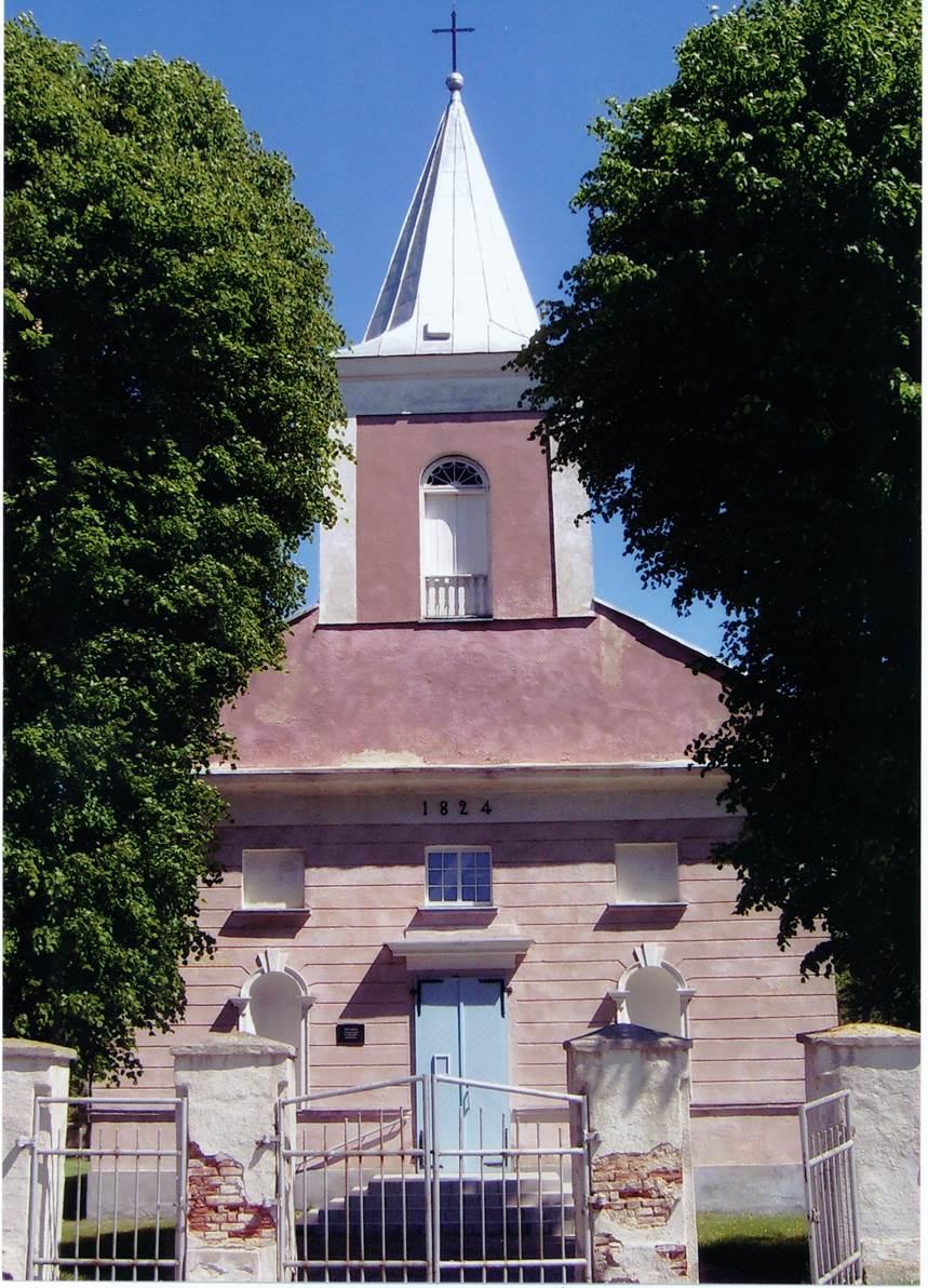 Būtingės evangelikų liuteronų bažnyčia