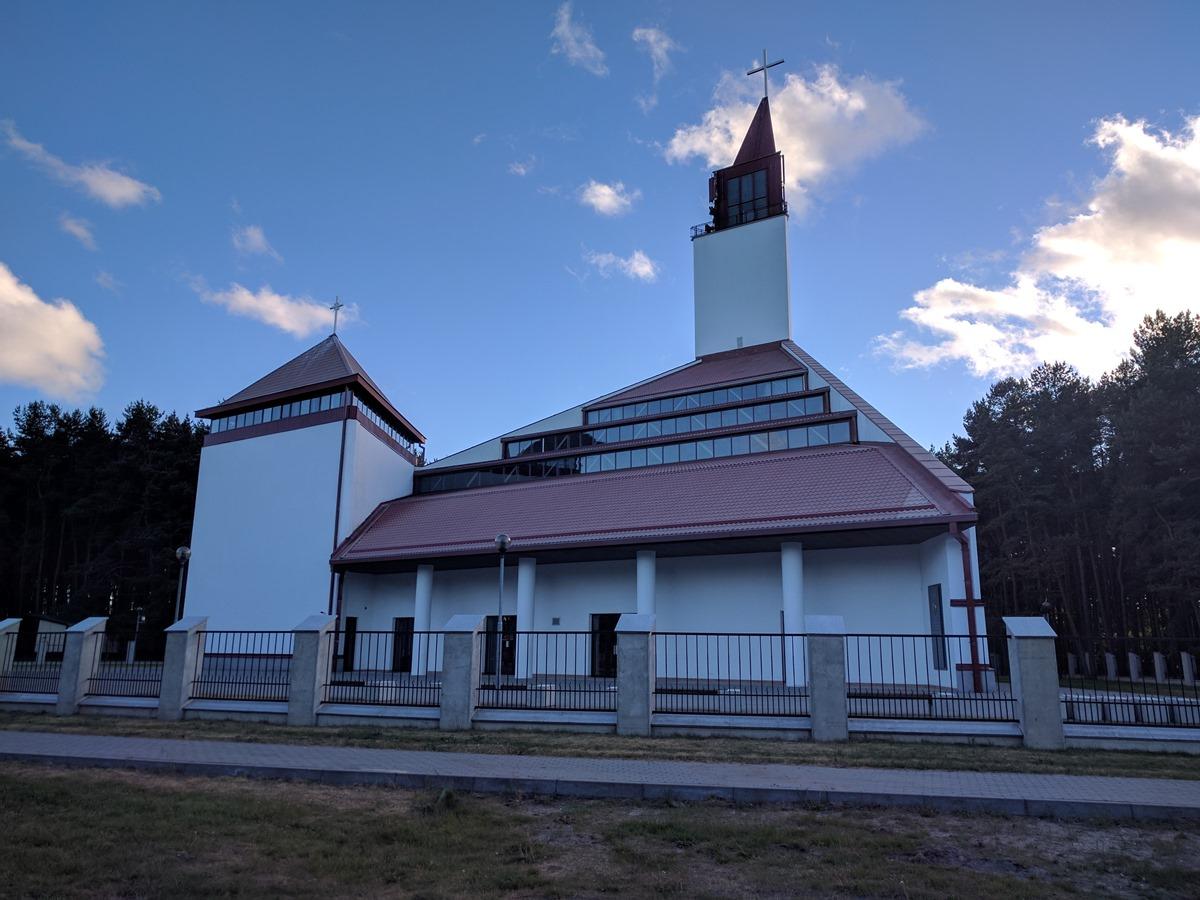 Šventosios Švč. Mergelės Marijos, Jūrų žvaigždės, bažnyčia