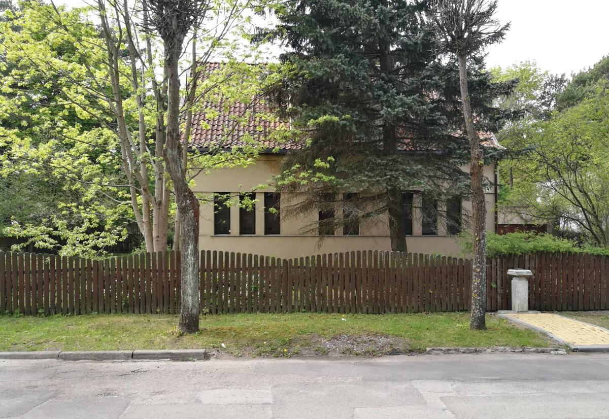 Kompozitoriaus Eduardo Balsio namas