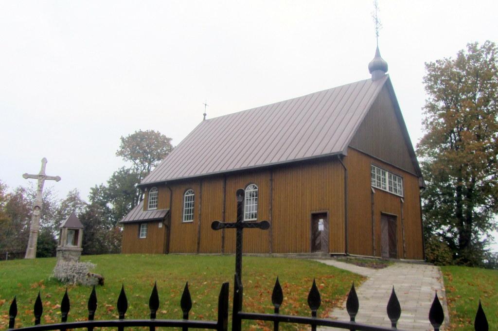 Gegrėnų bažnyčia