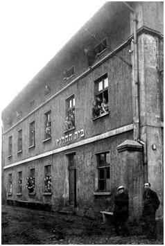 1927 m. statytas pastatas Schlächterstraße 6