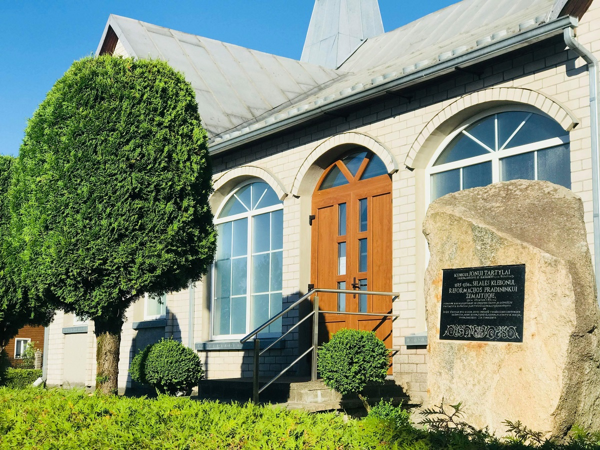 Šilalės evangelikų – liuteronų bažnyčia