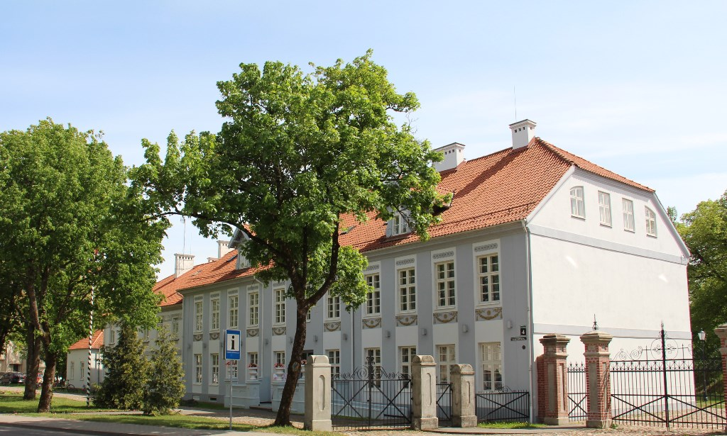 Hugo Šojaus muziejaus pastatas