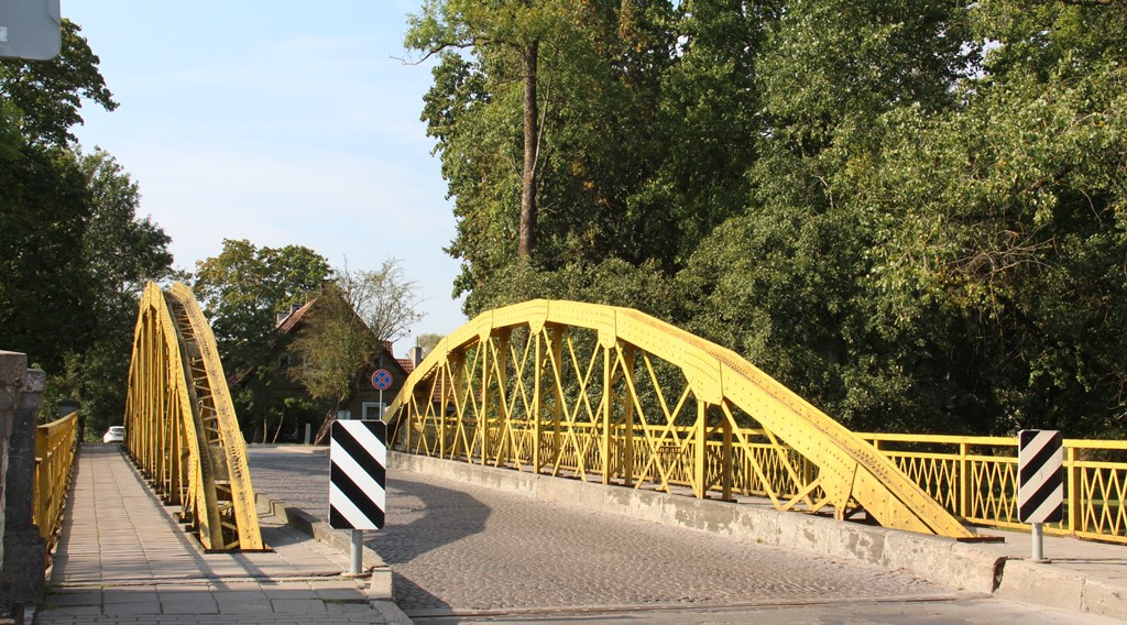 Geltonasis tiltas