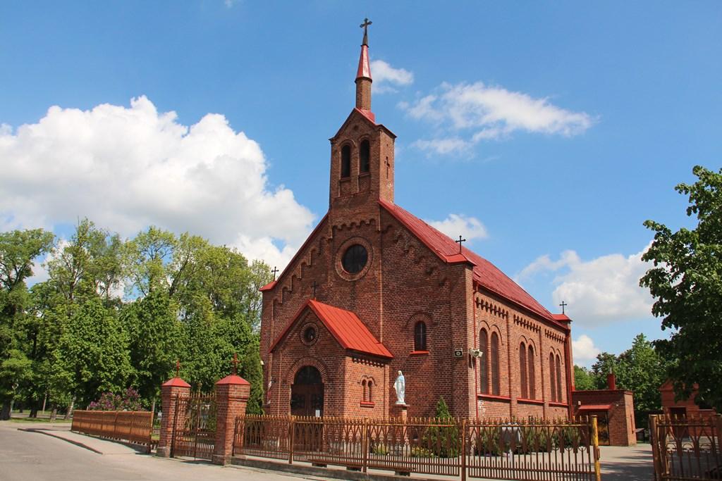 Šilutės Šv. Kryžiaus katalikų bažnyčia