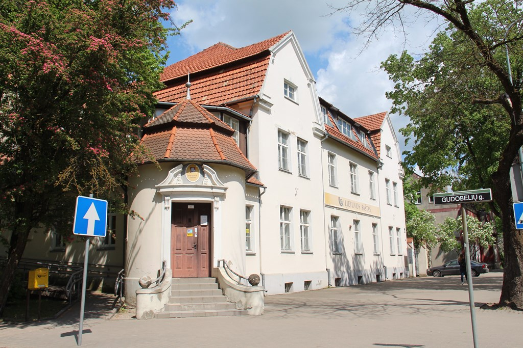 Šilutės pašto pastatas