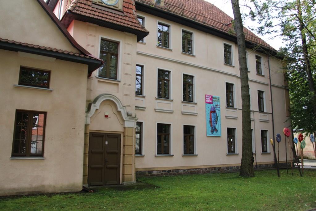 Buvusios Šilutės pradinės mokyklos pastatas