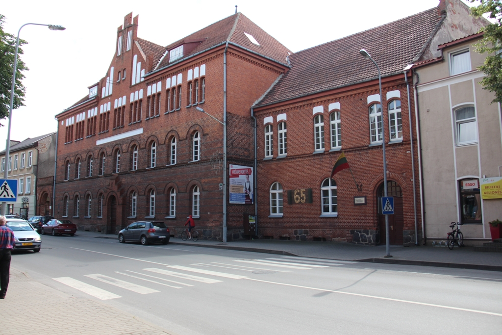 Šilutės teismo rūmai