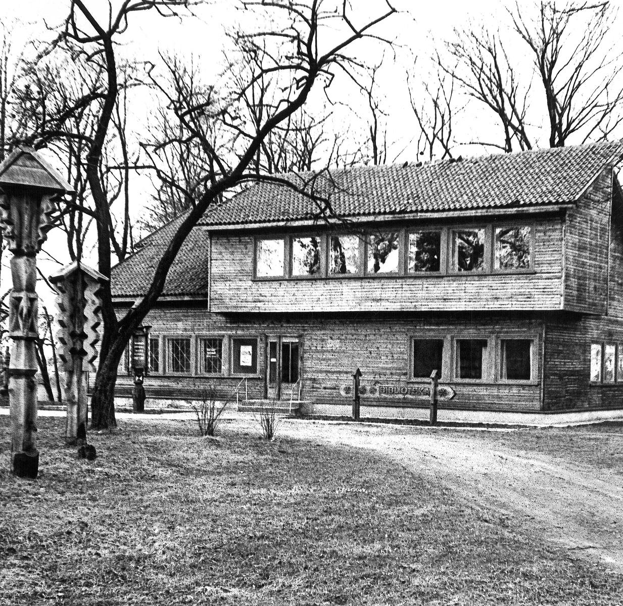 Buvusios Tauragės evangelikų liuteronų klebonijos pastatas