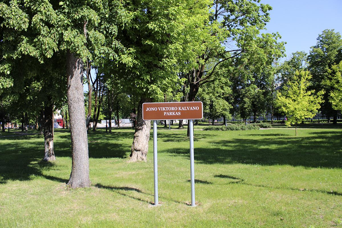 Jono Viktoro Kalvano parkas