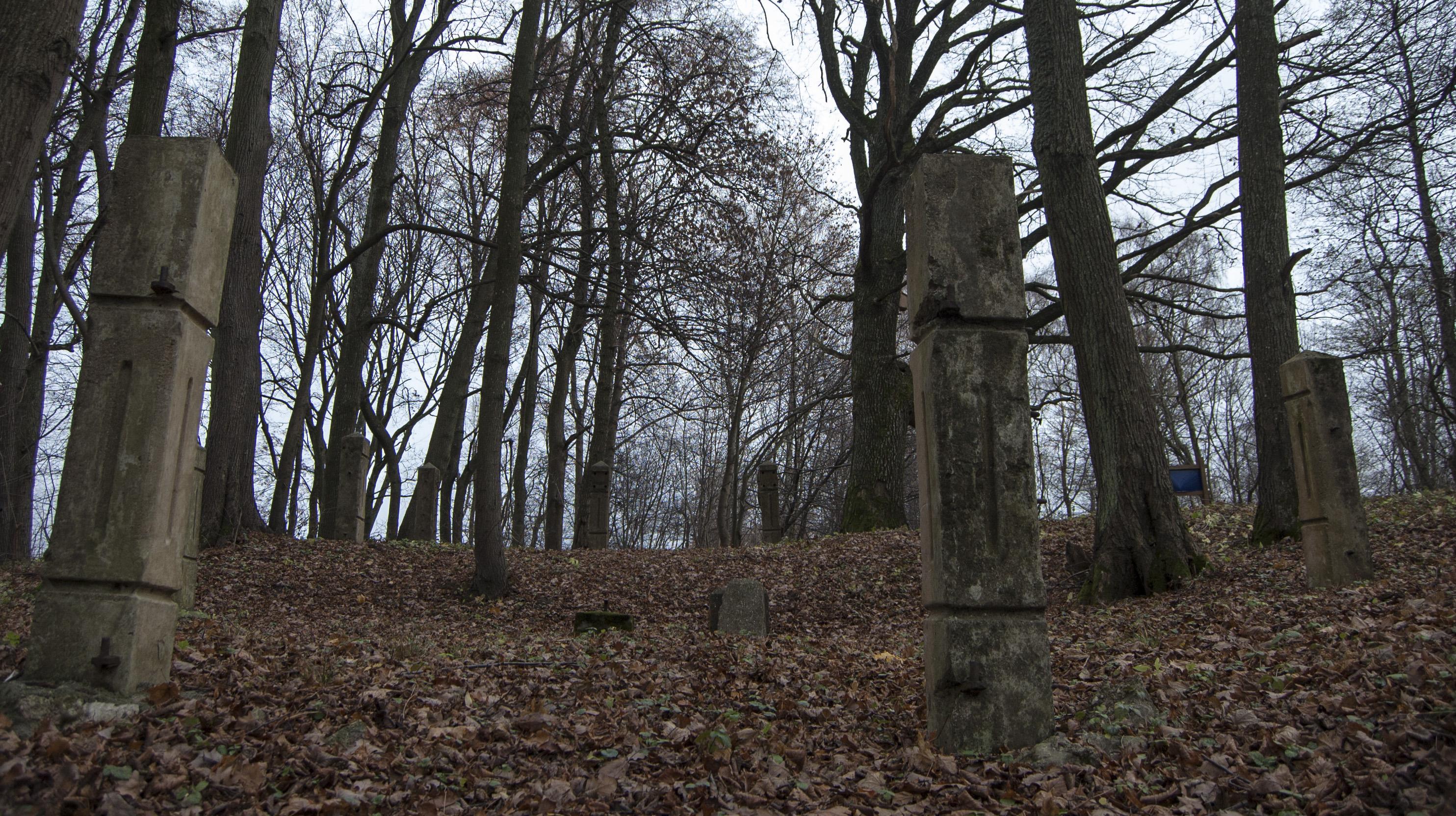Senosios Tauralaukio kapinaitės