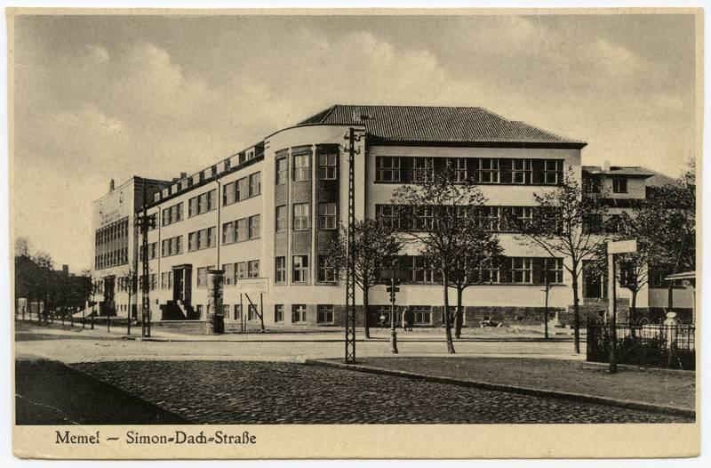 Memel - Simon-Dach-Straße